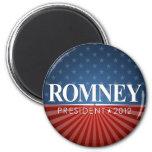 Romney 2012 imán de frigorífico
