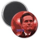 Romney 2012 imanes de nevera