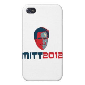 Romney 2012 iPhone 4 cover