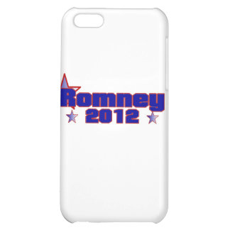Romney 2012 cover for iPhone 5C
