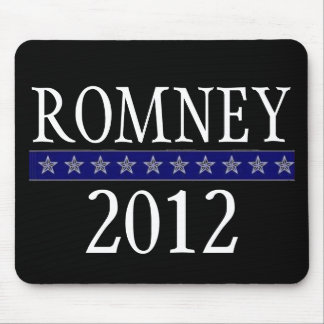 Romney 2012 mouse mats