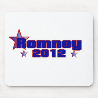 Romney 2012 mouse pads