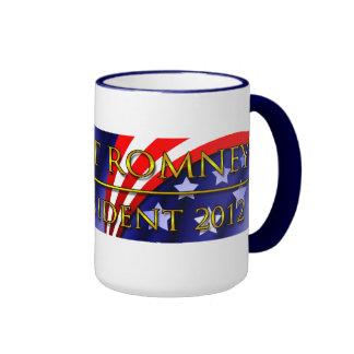 Romney 2012 Mug