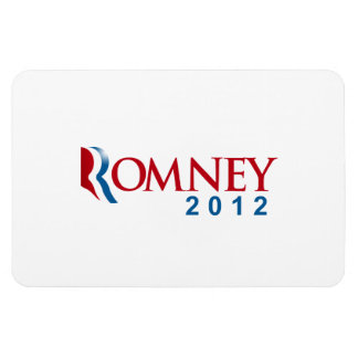 ROMNEY 2012 OFFICIAL PO.png Rectangular Photo Magnet