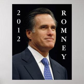 Romney 2012 posters