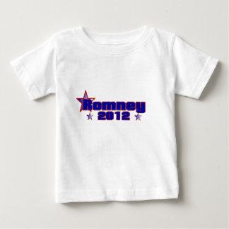 Romney 2012 playera de bebé