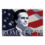 Romney 2012 poster