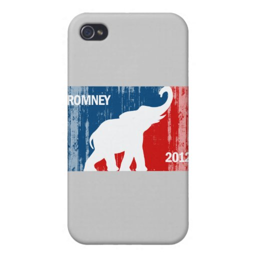 ROMNEY 2012 PRO.png iPhone 4/4S Fundas