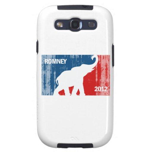 ROMNEY 2012 PRO.png Samsung Galaxy SIII Funda