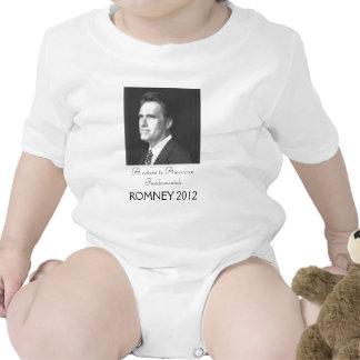 Romney 2012 romper