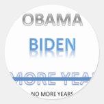 Romney 2012 round sticker