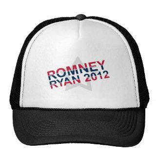Romney 2012 Ryan Hats