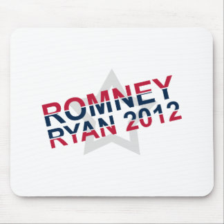 Romney 2012 Ryan Mouse Pad