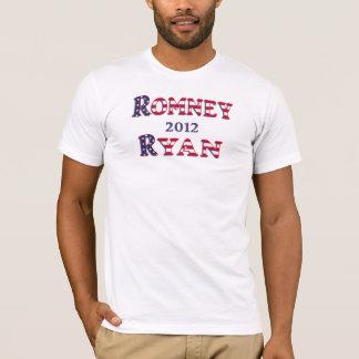 Romney 2012 Ryan T-Shirt