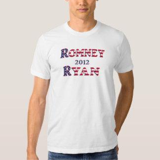 Romney 2012 Ryan Tshirts