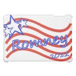 Romney 2012 Stripes With 3 Stars iPad Mini Cover