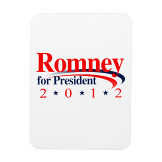 ROMNEY 2012 SWEEP.png Rectangular Photo Magnet