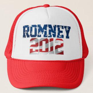 Romney 2012 Trucker Hat