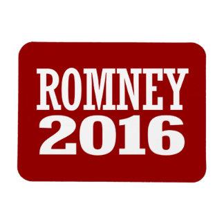 ROMNEY 2016 RECTANGULAR PHOTO MAGNET