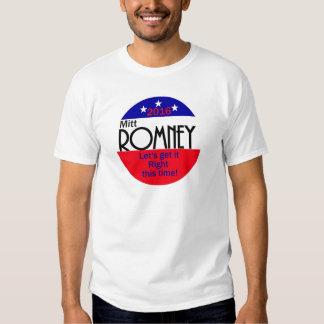Romney 2016 t-shirts
