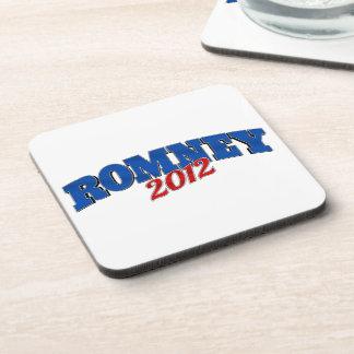 Romney 2102 beverage coasters