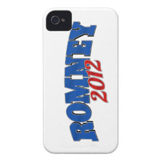 Romney 2102 iPhone 4 cover