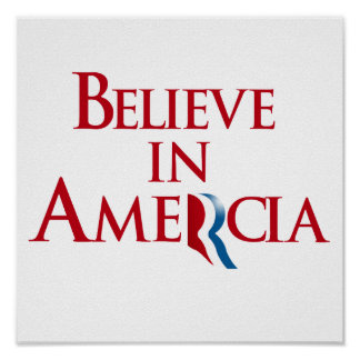 Romney Amercia.png Poster
