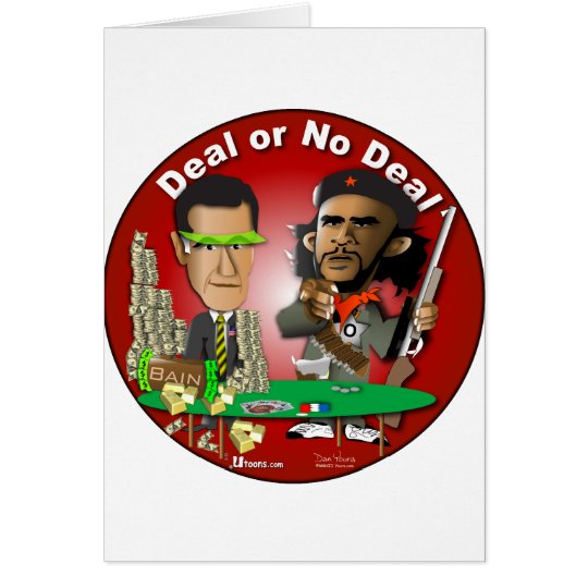 Romney and Che Obama Card