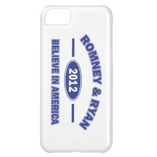 Romney And Ryan 2012 iPhone 5C Cover