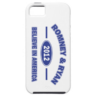 Romney And Ryan 2012 iPhone SE/5/5s Case