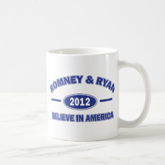 Romney And Ryan 2012 Mugs