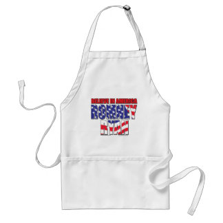 Romney and Ryan Adult Apron