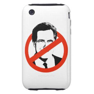 Romney anti iPhone 3 tough cárcasa