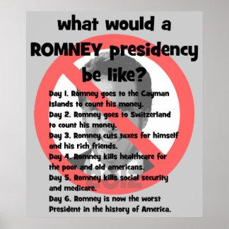 Romney anti impresiones