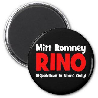 Romney anti RINO Imanes De Nevera
