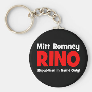 Romney anti RINO Llaveros
