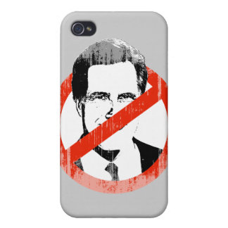 Romney anti White.png iPhone 4 Carcasas