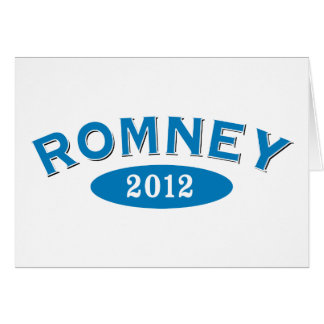 Romney Arc 2012 Card