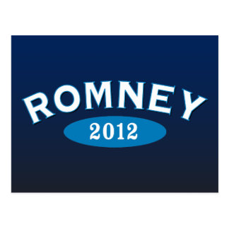 Romney Arc 2012 Postcard