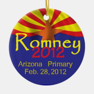Romney Arizona Ornament