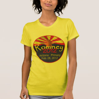 Romney Arizona Camiseta