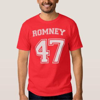 Romney atlético remera