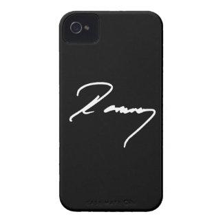 ROMNEY AUTOGRAPH -.png iPhone 4 Case-Mate Case