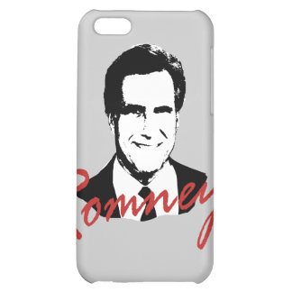 Romney Autographed Picture iPhone 5C Case