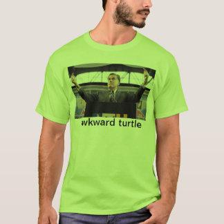 romney awkward turtle T-Shirt