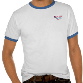 ROMNEY AYOTTE 2012 OFFICIAL VP.png Tees