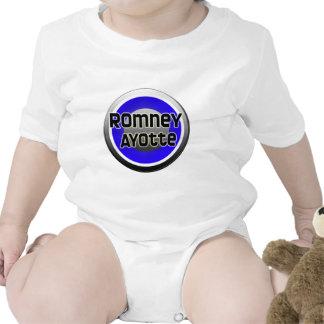 Romney Ayotte 2012 Traje De Bebé