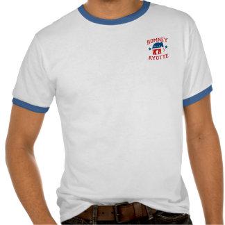 ROMNEY AYOTTE VP GOP MASCOT.png Tshirts