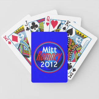 ROMNEY BICYCLE PLAYING CARDS
