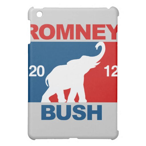 ROMNEY BUSH 2012 PROFESSIONAL ICON.png iPad Mini Cover